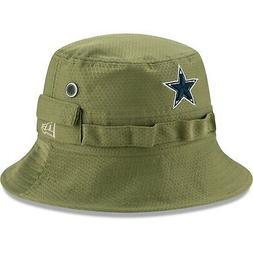 Dallas Cowboys New Era 2019 Salute to Service Sideline Bucke