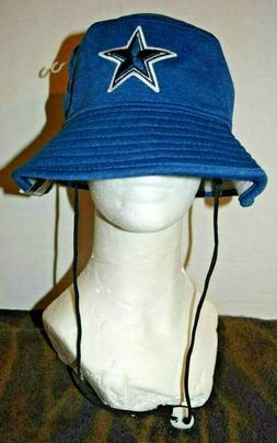Dallas Cowboys New Era Blue Pro-Bowl M/L Bucket Hat  2019 Tr