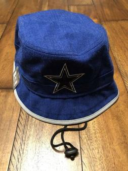 dallas cowboys bucket hat blue nfl team