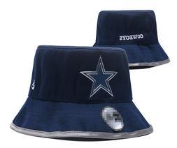 Dallas Cowboys Bucket Hat Team Logo NFL Football Summer Unis