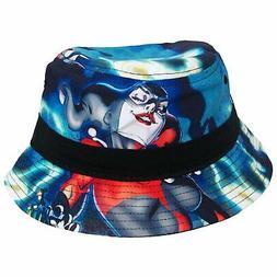DC Comics Harley Quinn Bucket Hat
