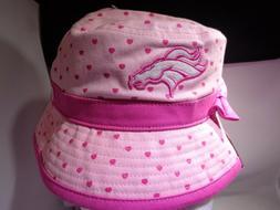 Denver Broncos NFL New Era INFANT Bucket Hat