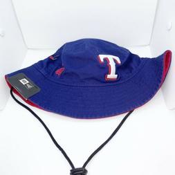 Denver Broncos Toddler New Era Reversible Dotted Bucket Hat