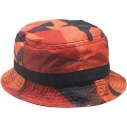 Diamond Simplicity Bucket Hat Red L/XL