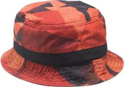 Diamond Simplicity Bucket Hat Small/ Medium Red