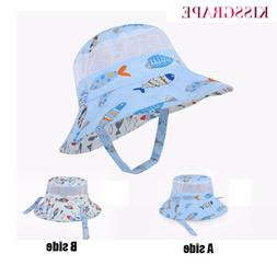 Double-side 2019 Summer Baby Boys Girl Cotton Breathable Pan