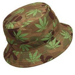 e flag fashionable unisex printed pattern bucket