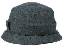 NEW ERA EK - Men's Gray Finn Bucket Hat With Paisley Under B