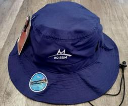 enduracool cooling bucket hat navy blue nwt