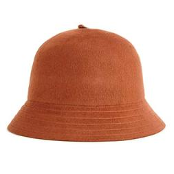 Brixton Essex Bucket Hat - Rust - MD