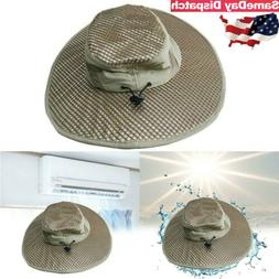 Evaporative Cooling Bucket Hat Arctic Hat UV Protection Suns