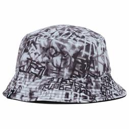 Famous Stars & Straps Reversible Writer Bucket Hat Cap Flopp