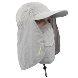 fishing cap outdoor sunscreen quick-drying multifunctional d