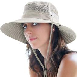 GearTOP Fishing Hat Safari Cap Womens Bucket Hats Summer | 1