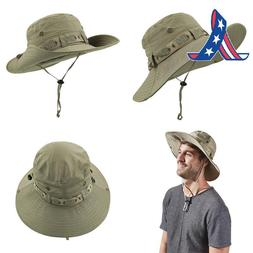 Lethmik Fishing Sun Boonie Hat Waterproof Summer Uv Protecti