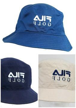 FILA Golf Sun Protection Bucket Hats