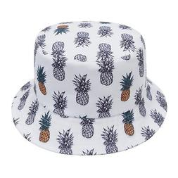 GP Accessories Trends Fashion Bucket Hat Large Pineapple 2 C