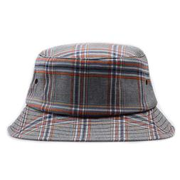 GP Accessories Trends Fashion Bucket Hat Large Plaid Red