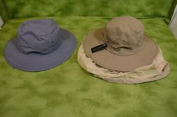 USHAKE Hat + CAMO COLL Mosquito Net Cover Protection Bundle