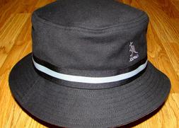 Kangol  Headwear  Mens  Stripe LaHinch  Bucket  Hat  Color