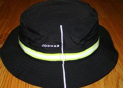 Kangol Headwear Mens Urban Utility Bucket Hat Color Black