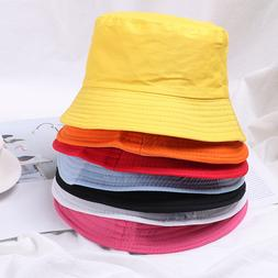 HOOH Summer Foldable <font><b>Bucket</b></font> <font><b>Hat