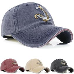 Hot Men's Baseball Cap Women Snapback Hats Embroidery Adjust