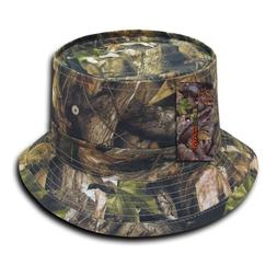 Decky Hybricam Camo Cotton Hunting Army Fisherman Bucket Hat