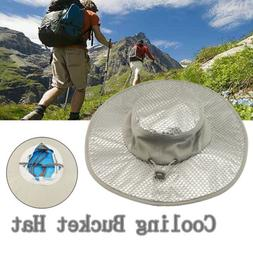 Hydro Cooling Bucket Hat Arctic Hat UV Protection Keeps you