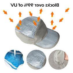 hydro cooling bucket hat arctic hat uv