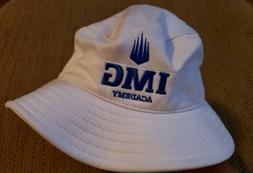 IMG Under Armour UA OSFA ColdBlack Golf White Headwear Bucke