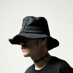 Japanese Korean Yohji Yamamoto style streetwear bucket hat