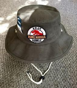 jurassic park bucket hat park ranger floppy