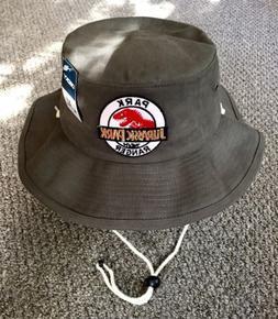 Jurassic Park Bucket Hat Park Ranger Floppy Hat Decky Aussie