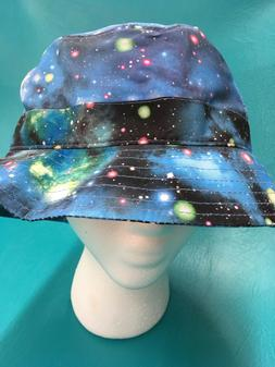 Kbethos Blue Galaxy Bucket Boonie Hat