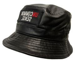 KBETHOS Bucket Hat Uncommon Sense black manmade material Pre