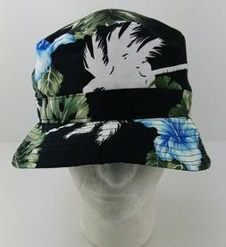 KBethos Tropical Floral Bucket Beach Summer Hat/Cap/Hawaiian