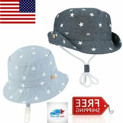 Kid Baby Sun Visor Hats Newborn Hat Boy Girl Summer Beach Ha