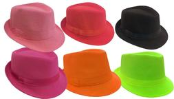 KID FEDORA TRILBY FEDORA Girl Boy Children BUCKET HAT   SOLI