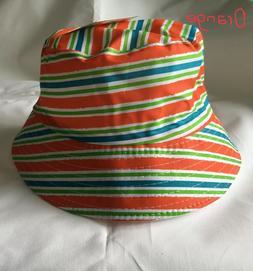 Kids Printed Bucket Hats Girls/Boys 4 Colors