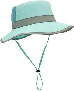 Home Prefer Kids Sun Hat Wide Brim UPF50+ Sun Protection Hat