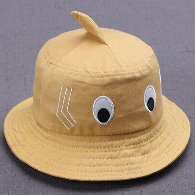 0-2T Kids Boy Girl Cartoon Hats Caps Hat