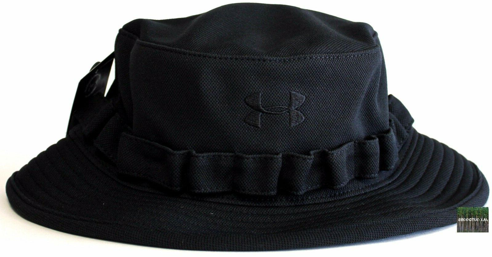 1219730 black tactical bucket hat