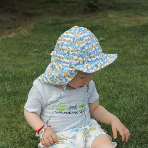 14 Style Bucket Hat Girls Sun Hats For 1-3