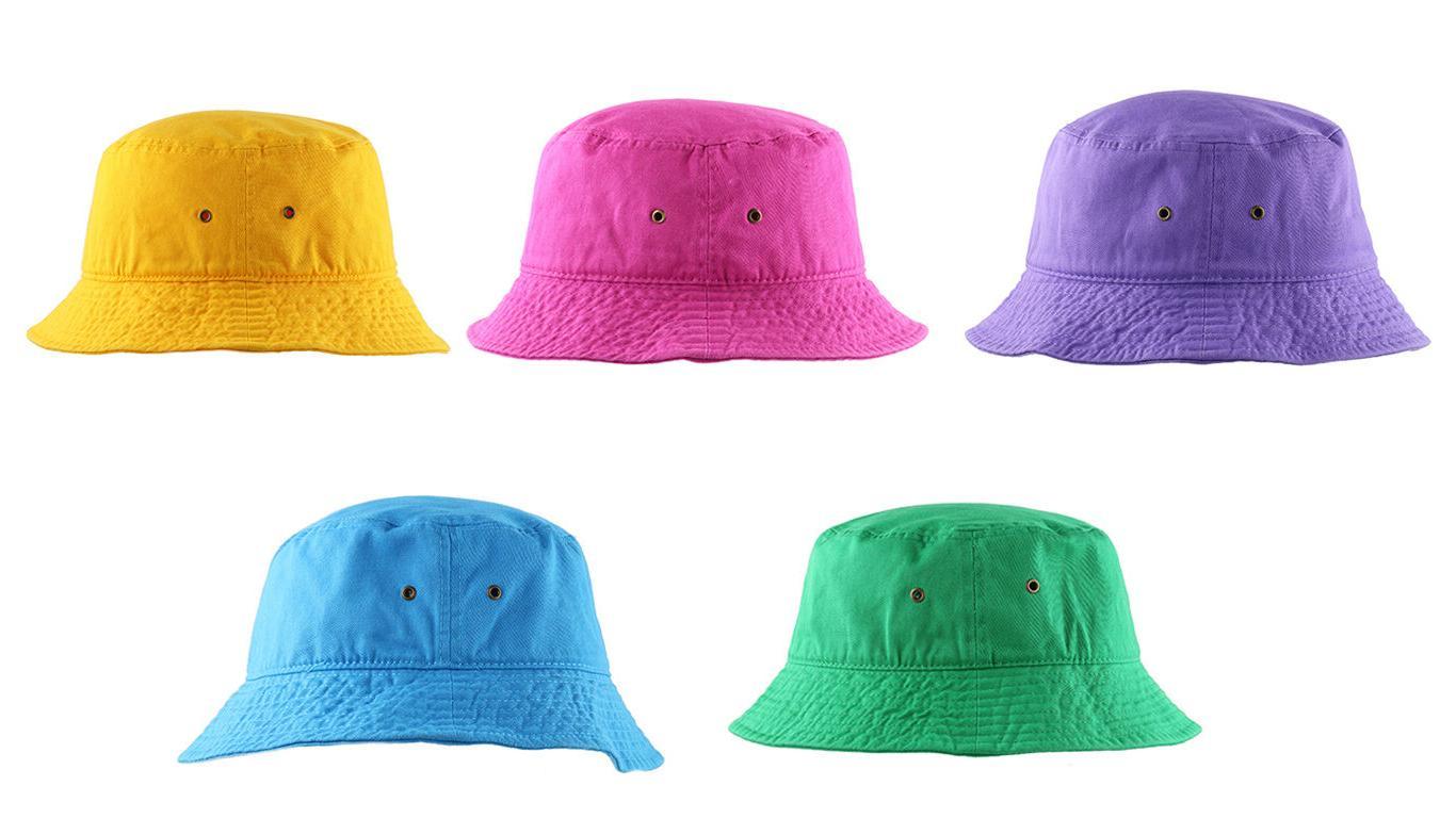 Newhattan Bucket Hat Summer Cap Genuine New Tags