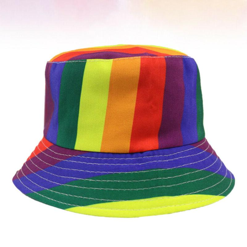 1Pc Color Wide Hat Girls