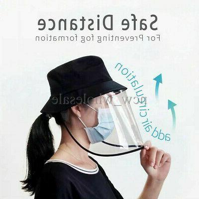 2 Fisherman Hat Bucket Anti Protective Cap Dustproof