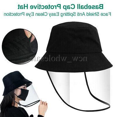 2 Pack Fisherman Bucket Protective Cap Face Dustproof