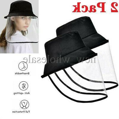 2 pack fisherman hat bucket cap anti