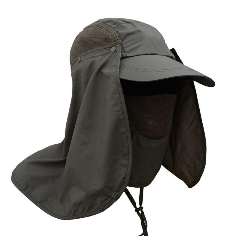 2019 High Fishing <font><b>Hat</b></font> <font><b>Hat</b></font> Unisex Hiking Outdoor Polyester Quick-dry Caps